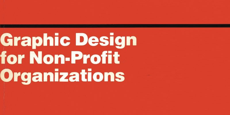 Graphic Design For Non-Profit Organizations